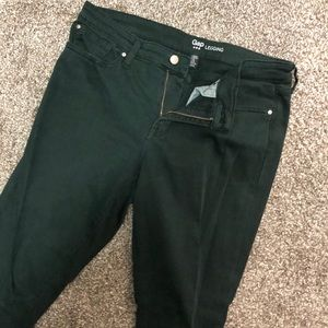 Gap Leggings - Green